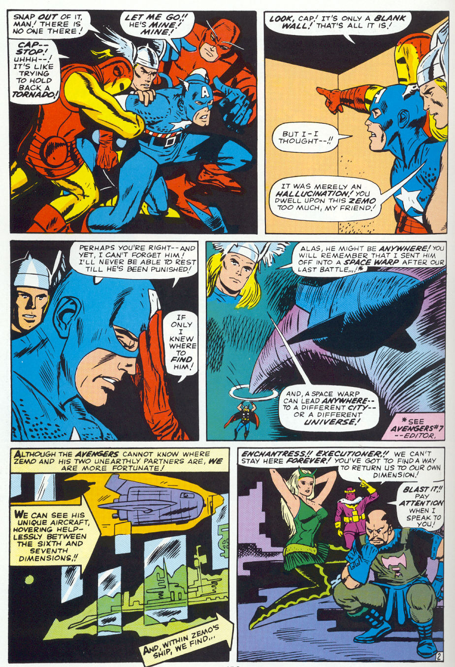 The Avengers (1963) 9 Page 2