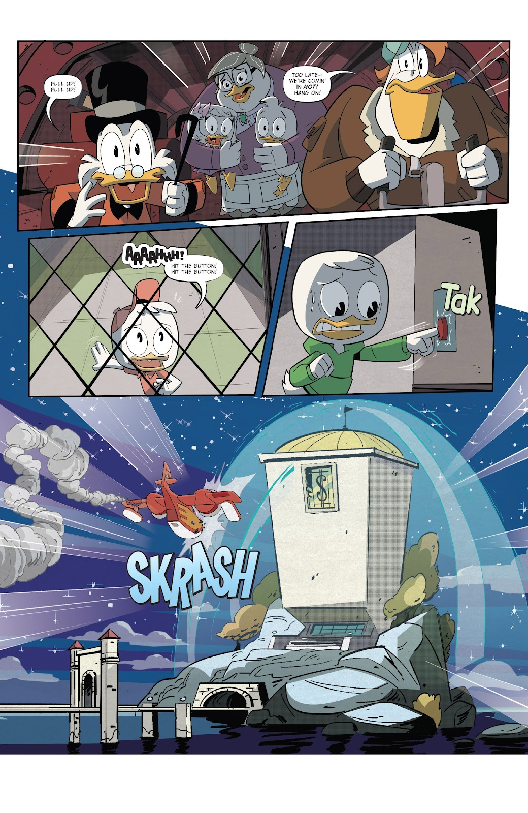 Read online Ducktales (2017) comic -  Issue #18 - 19