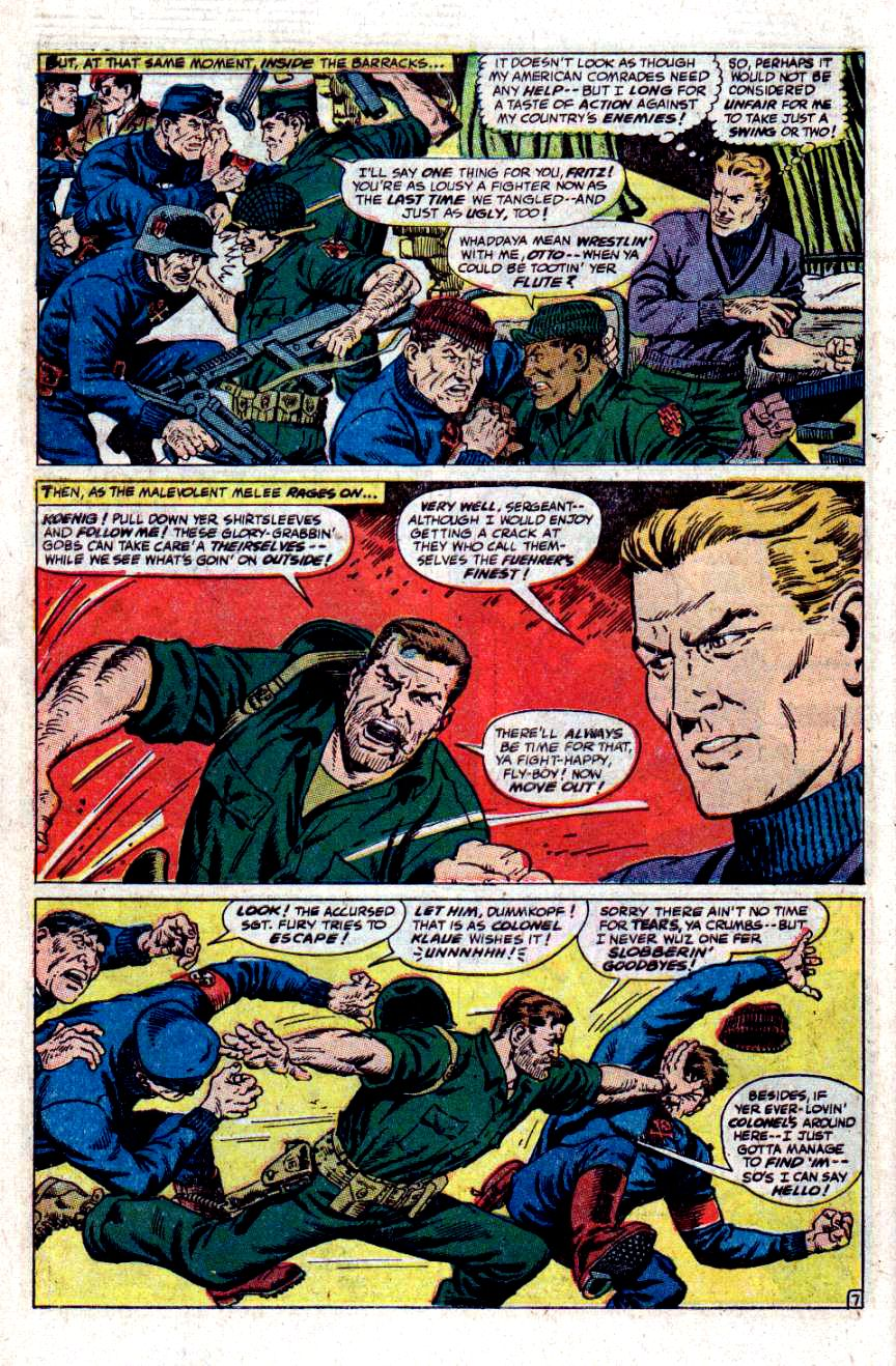Read online Sgt. Fury comic -  Issue #48 - 10