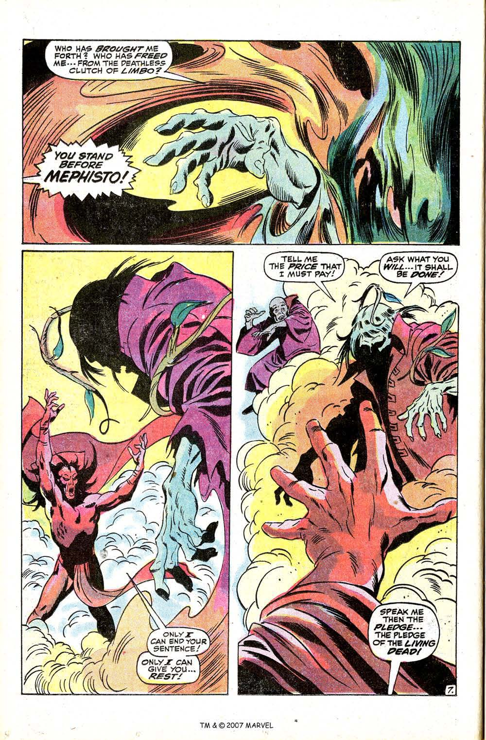 Read online Silver Surfer (1968) comic -  Issue #8 - 12
