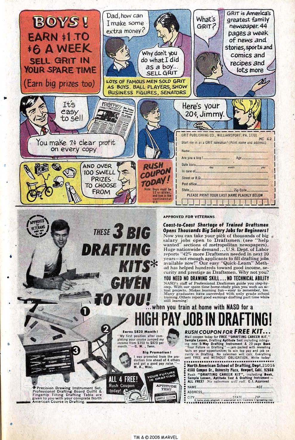 Read online Uncanny X-Men (1963) comic -  Issue #77 - 31