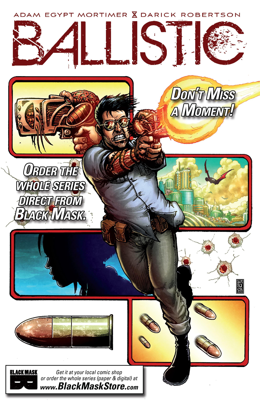 Read online Ballistic (2013) comic -  Issue #2 - 26