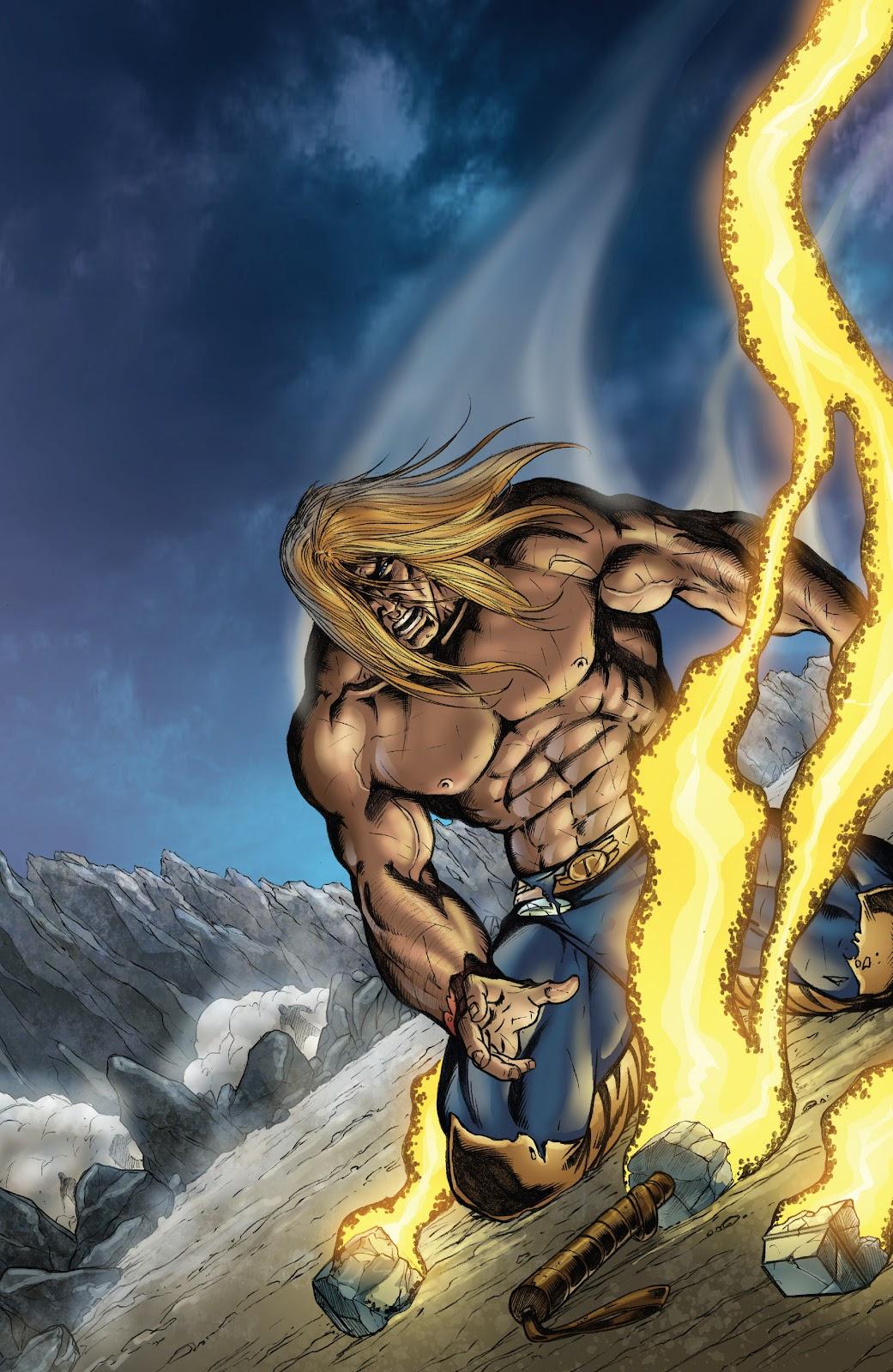 Read online Thor: Ragnaroks comic -  Issue # TPB (Part 2) - 47