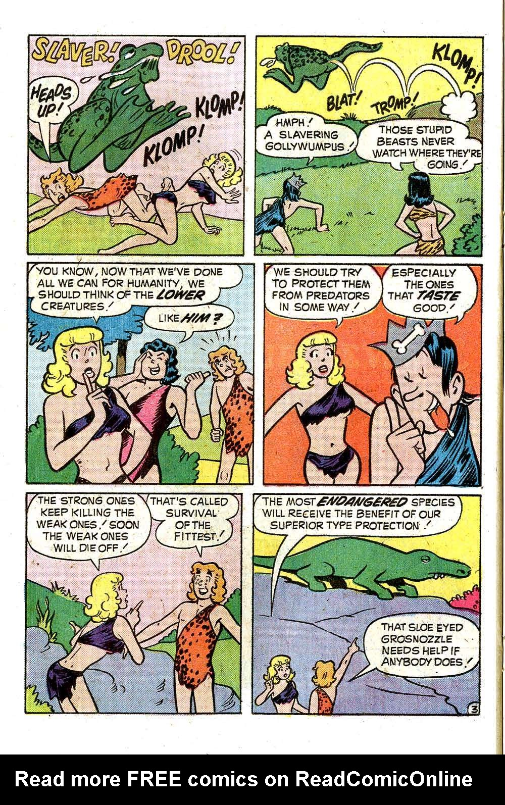 Read online Archie (1960) comic -  Issue #245 - 22