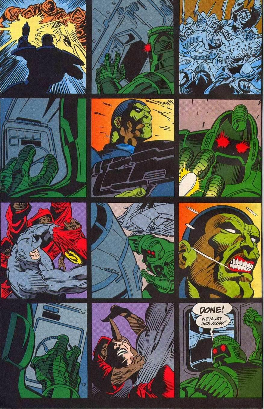 Read online Secret Defenders comic -  Issue #14 - 10