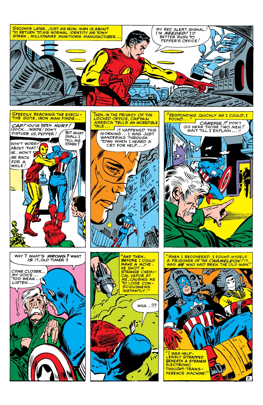 Read online Marvel Masterworks: The Invincible Iron Man comic -  Issue # TPB 2 (Part 2) - 26