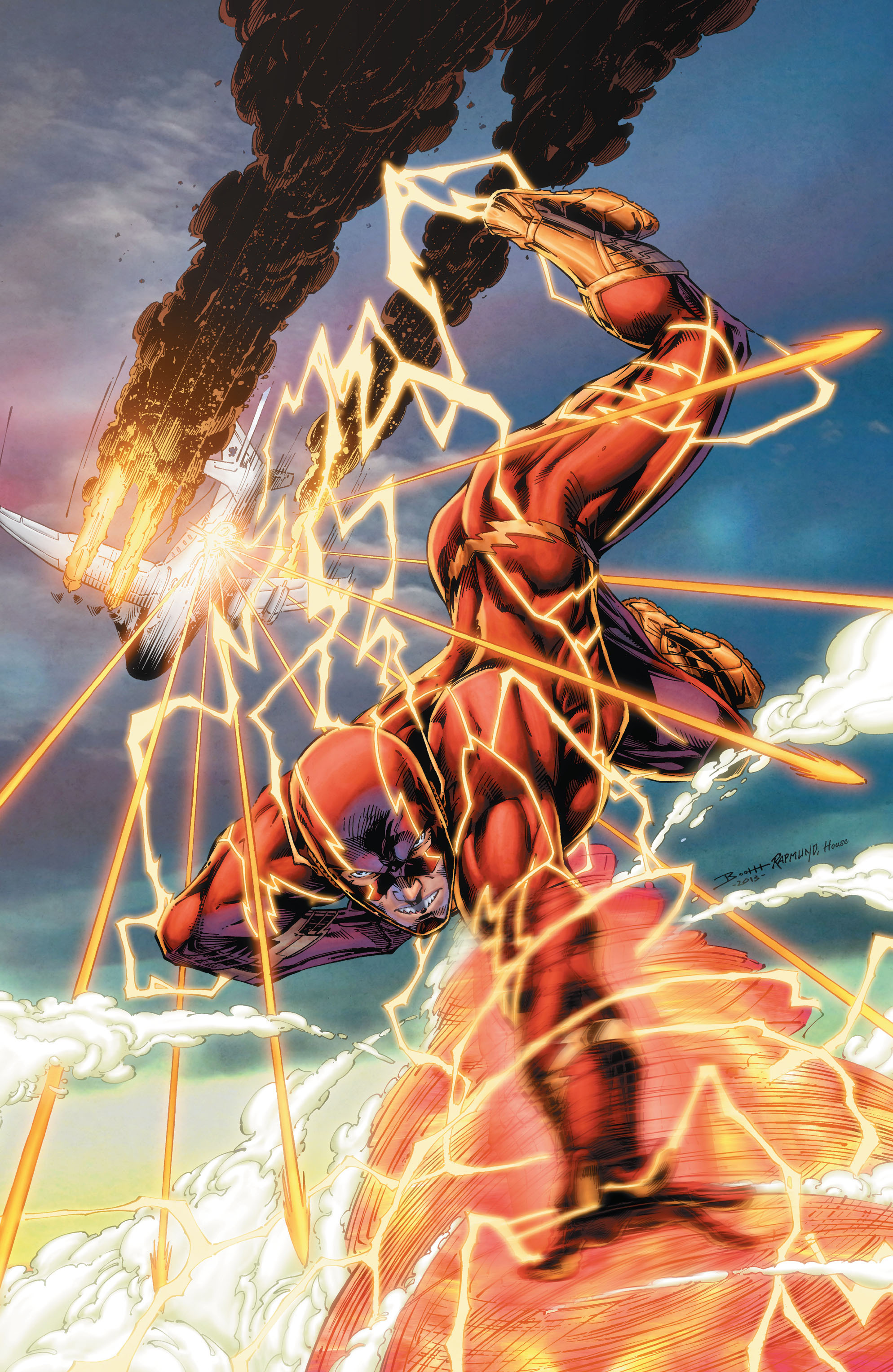 Read online The Flash (2011) comic -  Issue # _TPB 5 - 44