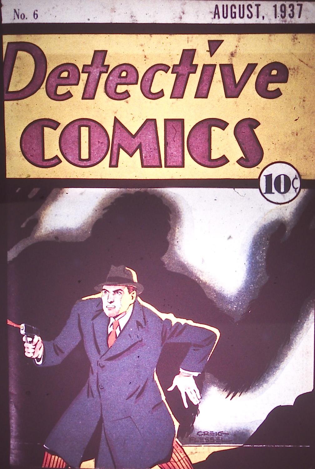 Detective Comics (1937) 6 Page 0