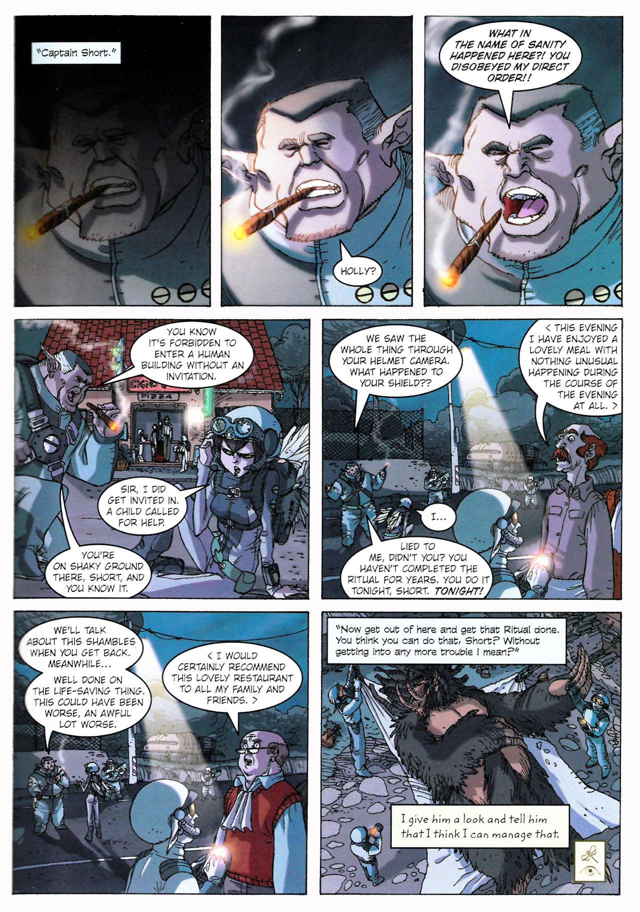 Read online Artemis Fowl: The Graphic Novel comic -  Issue #Artemis Fowl: The Graphic Novel Full - 30