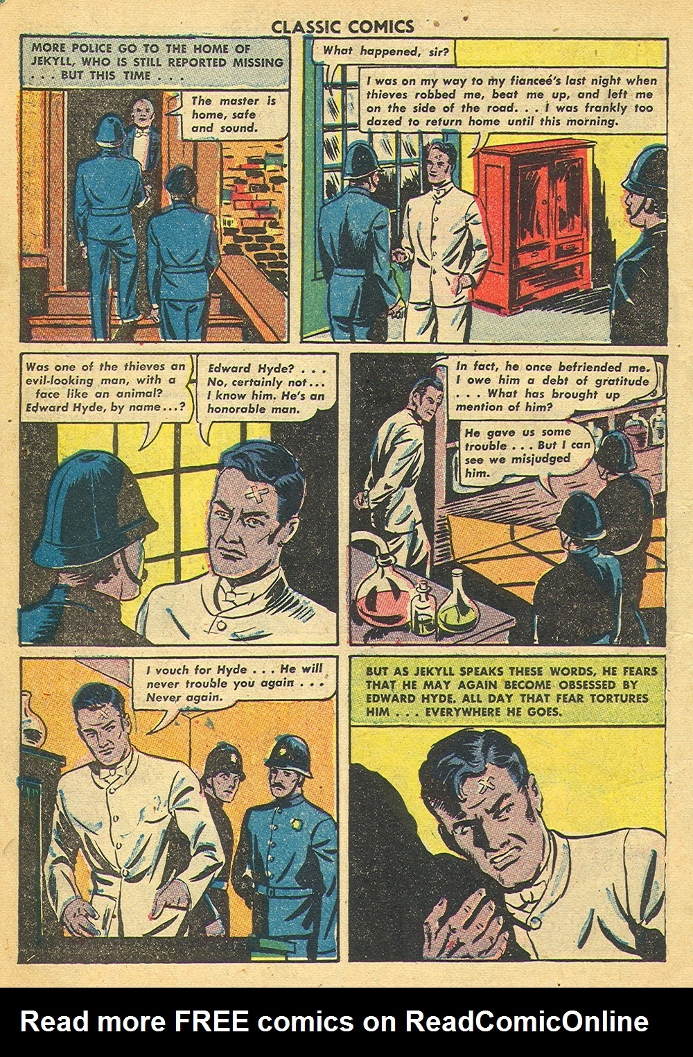 Classics Illustrated issue 13 - Page 22