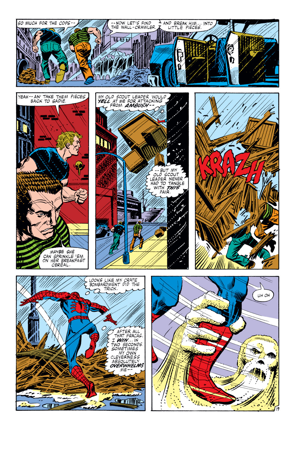 The Amazing Spider-Man (1963) 217 Page 19
