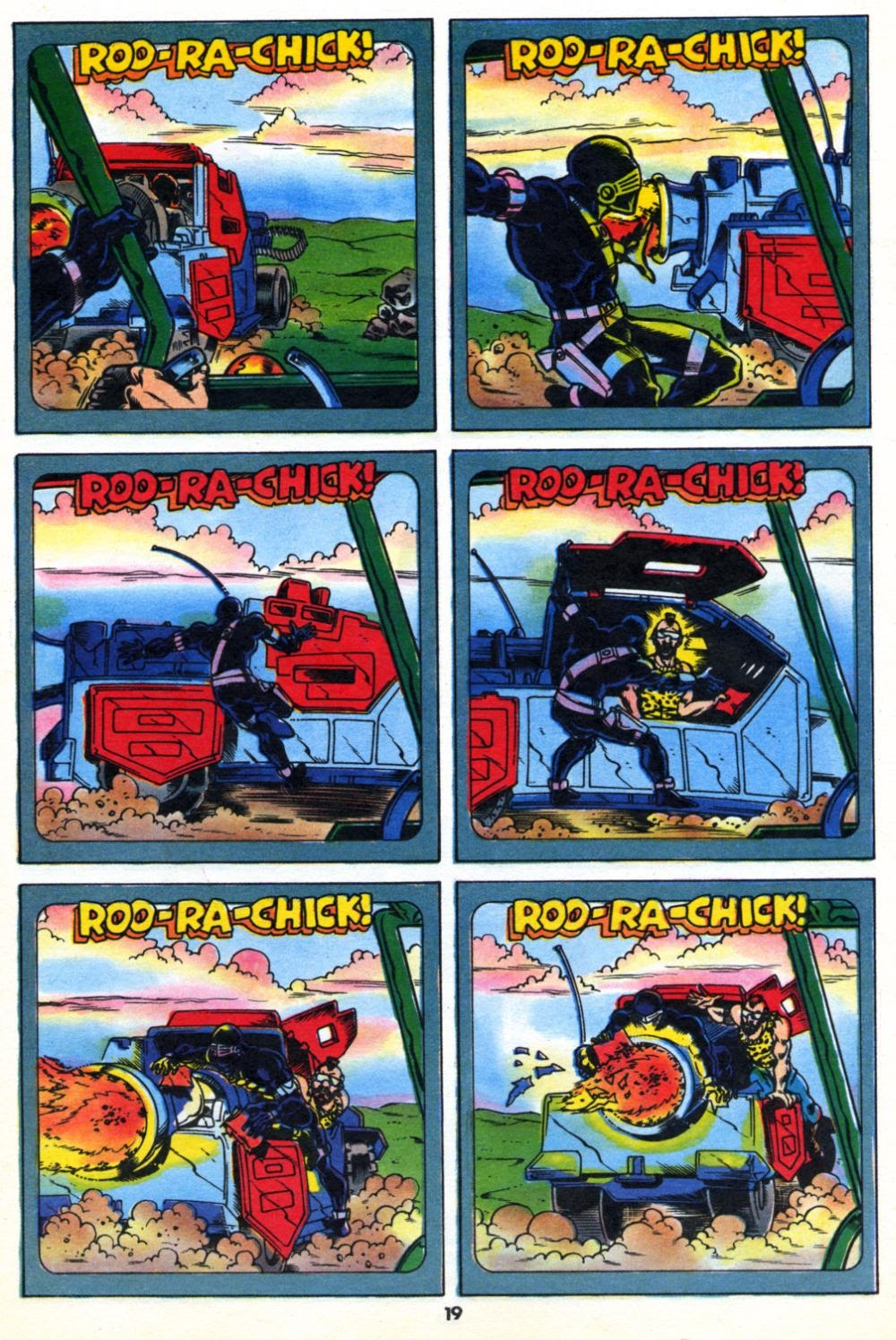 G.I. Joe European Missions issue 10 - Page 19