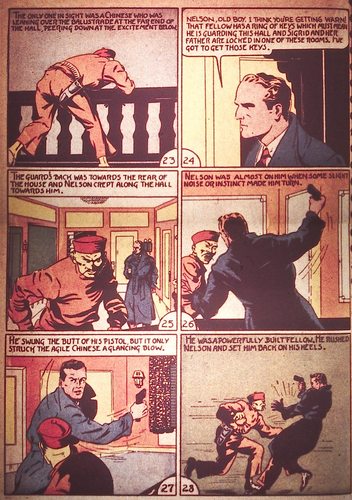 Read online Detective Comics (1937) comic -  Issue #5 - 26