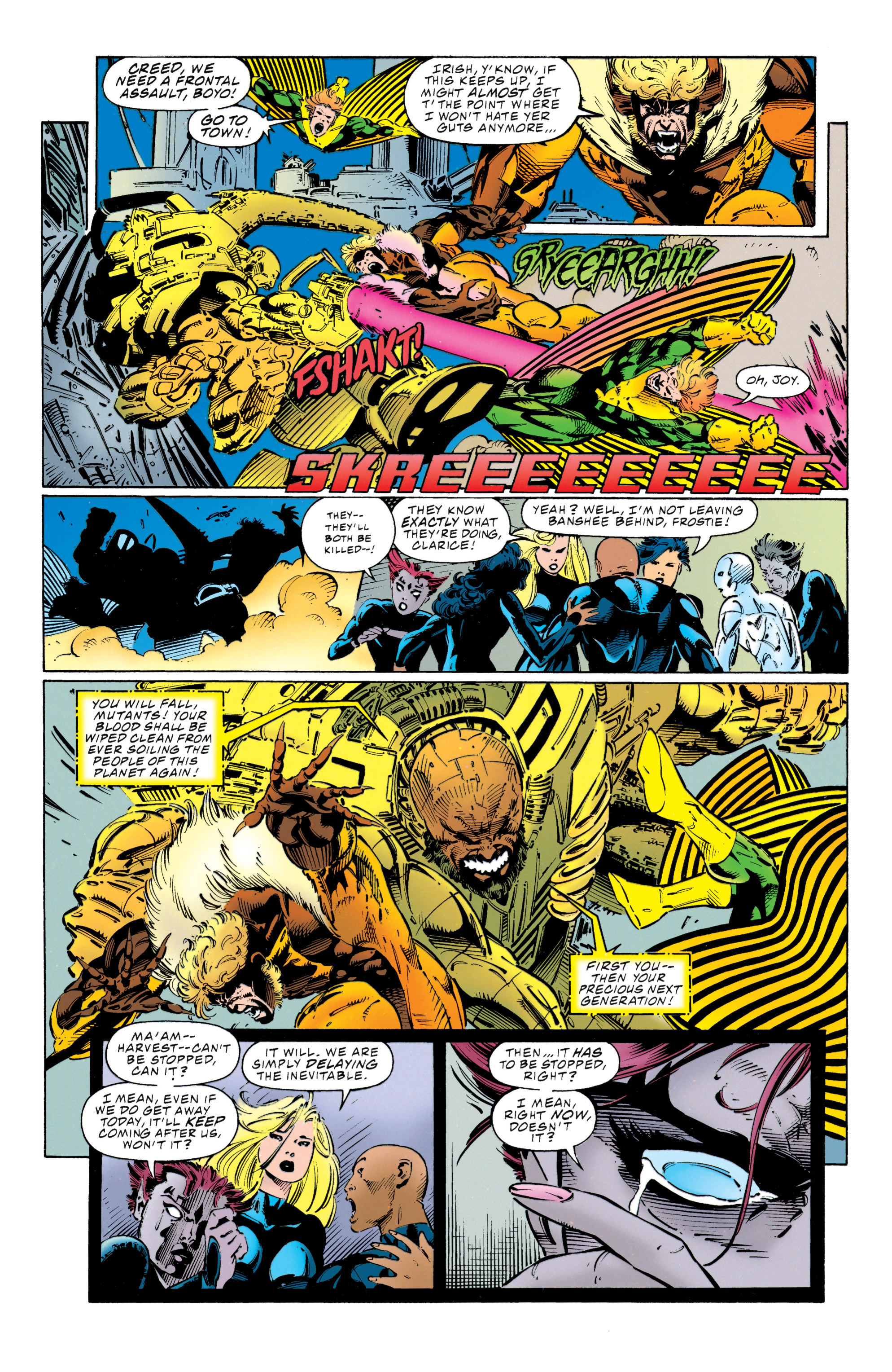 X-Men (1991) 37 Page 17