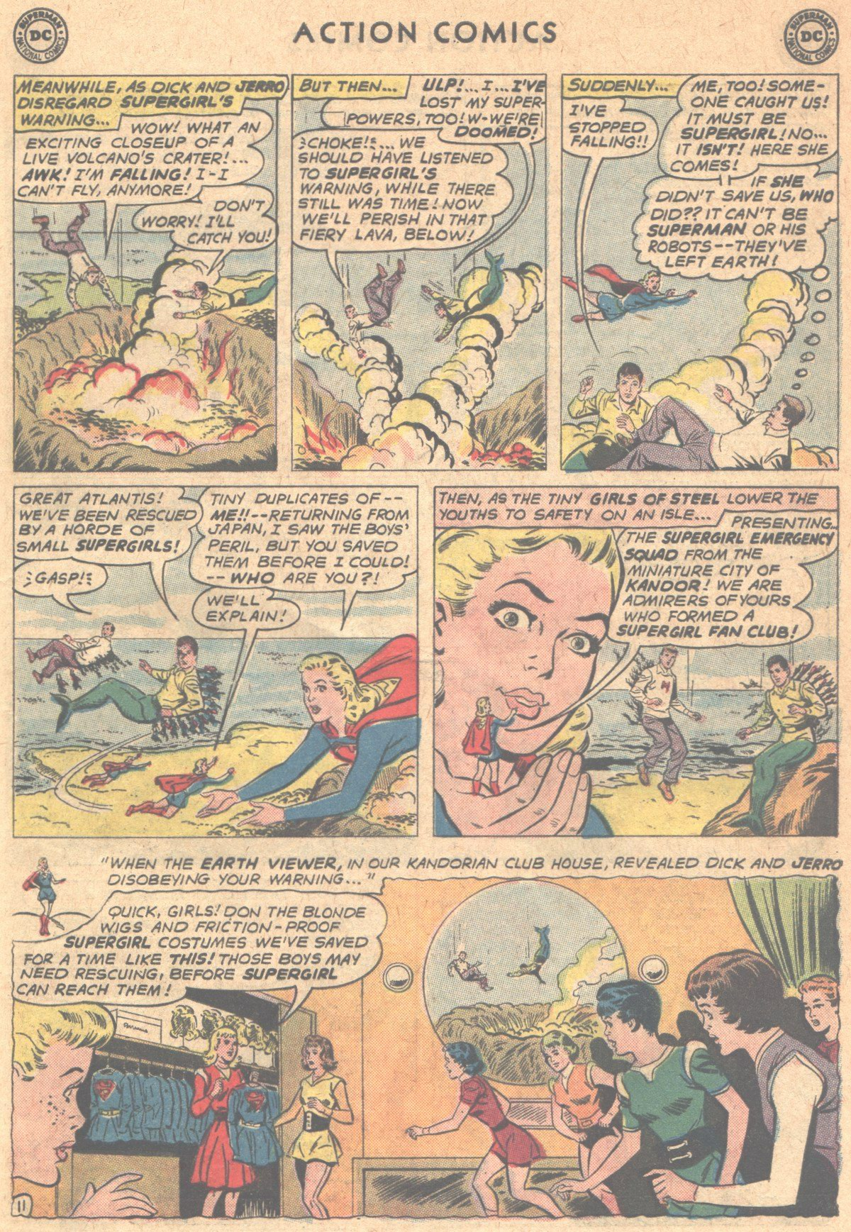Read online Action Comics (1938) comic -  Issue #290 - 29