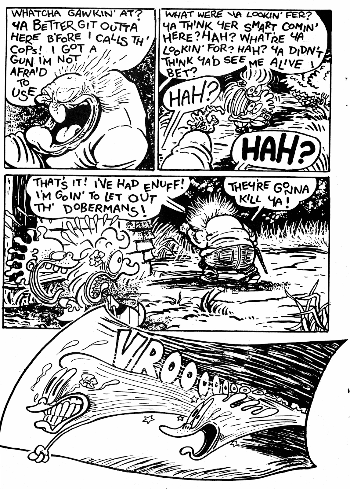 Read online Patty Cake comic -  Issue #3 - 12