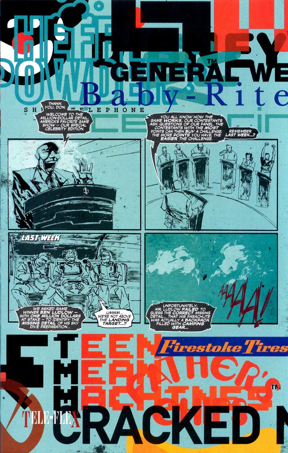 Read online Automatic Kafka comic -  Issue #3 - 5