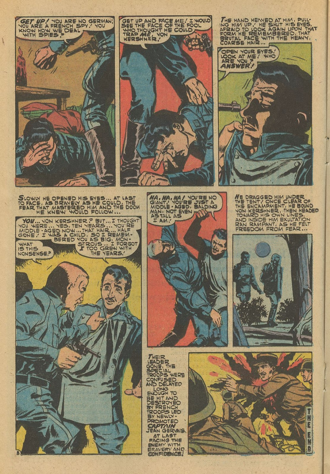 War Is Hell (1973) issue 5 - Page 16