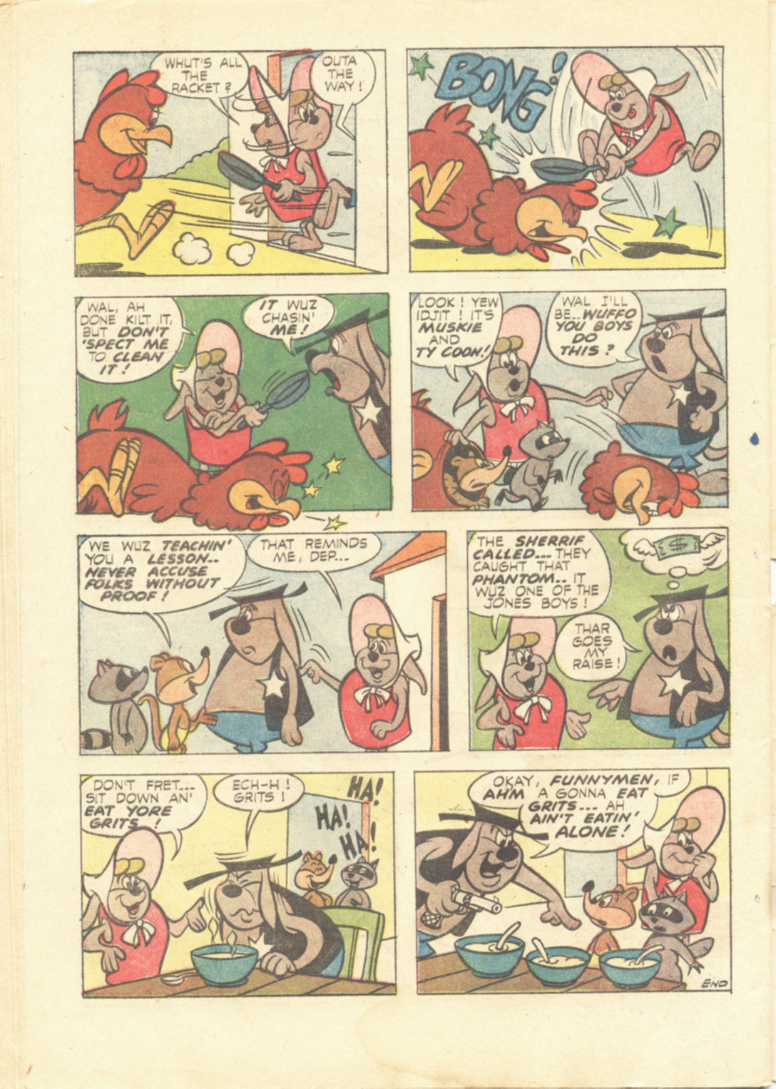 Four Color Comics issue 1238 - Page 34