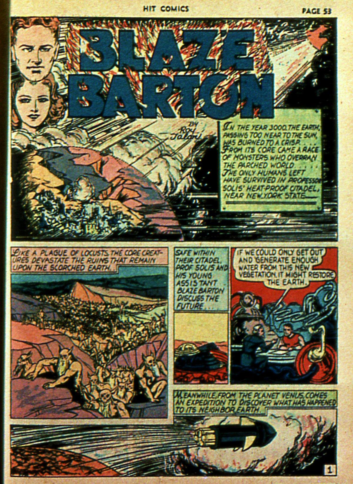 Read online Hit Comics comic -  Issue #2 - 55
