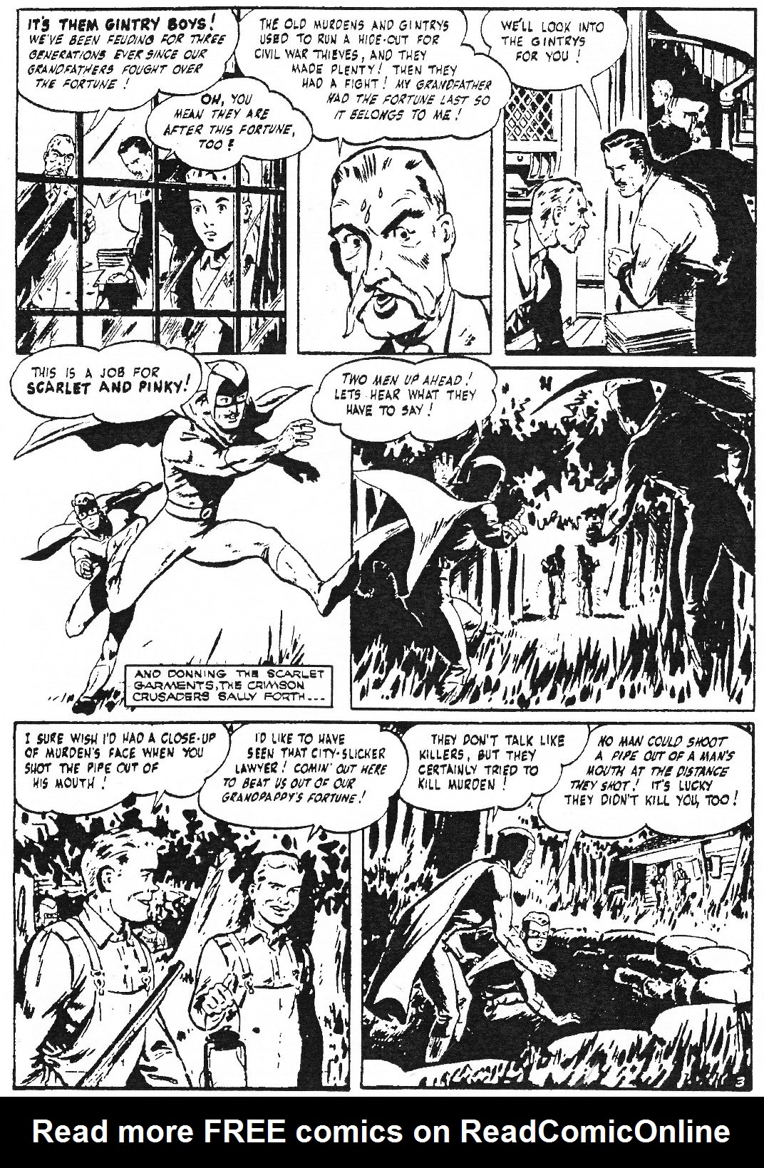Read online Men of Mystery Comics comic -  Issue #73 - 30