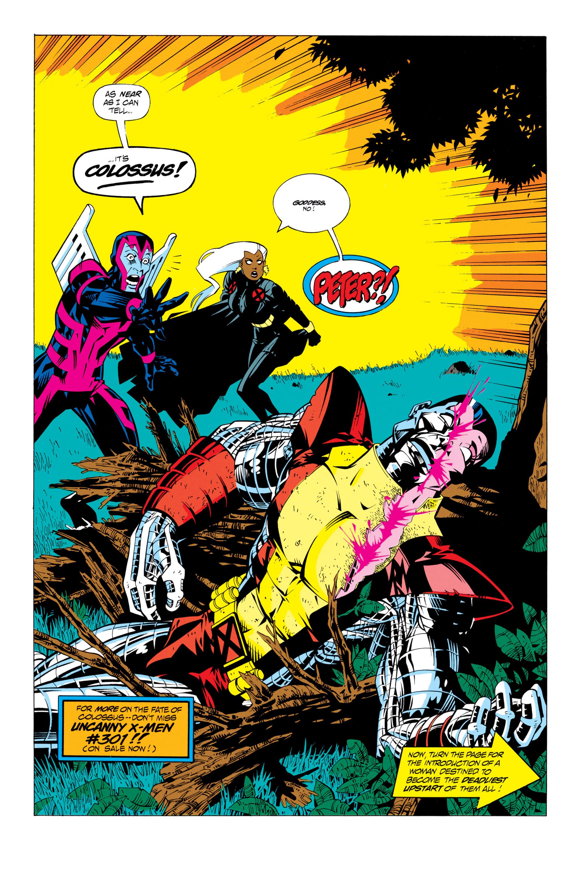 Read online Uncanny X-Men (1963) comic -  Issue # _Annual 17 - 45