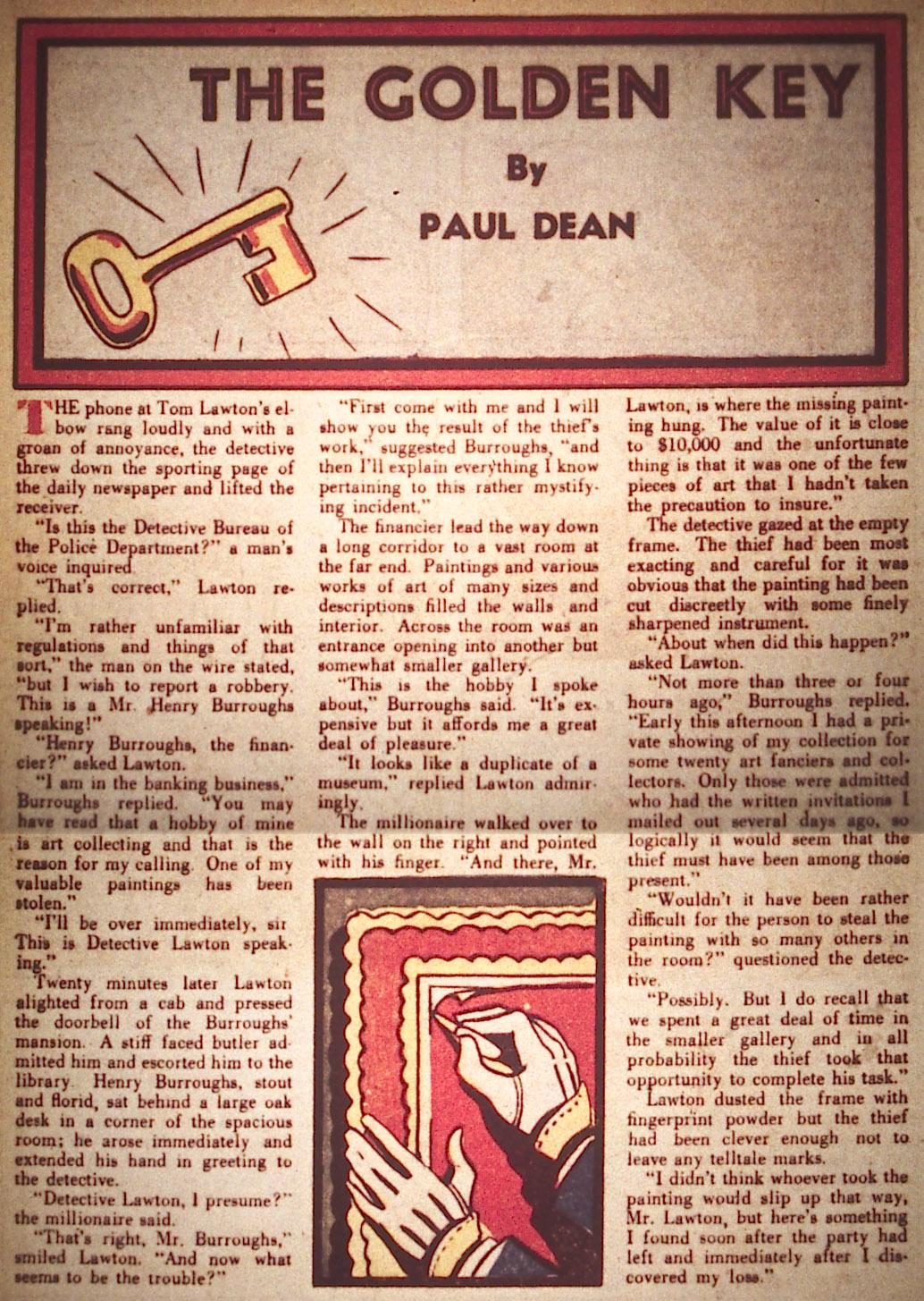 Read online Detective Comics (1937) comic -  Issue #18 - 34