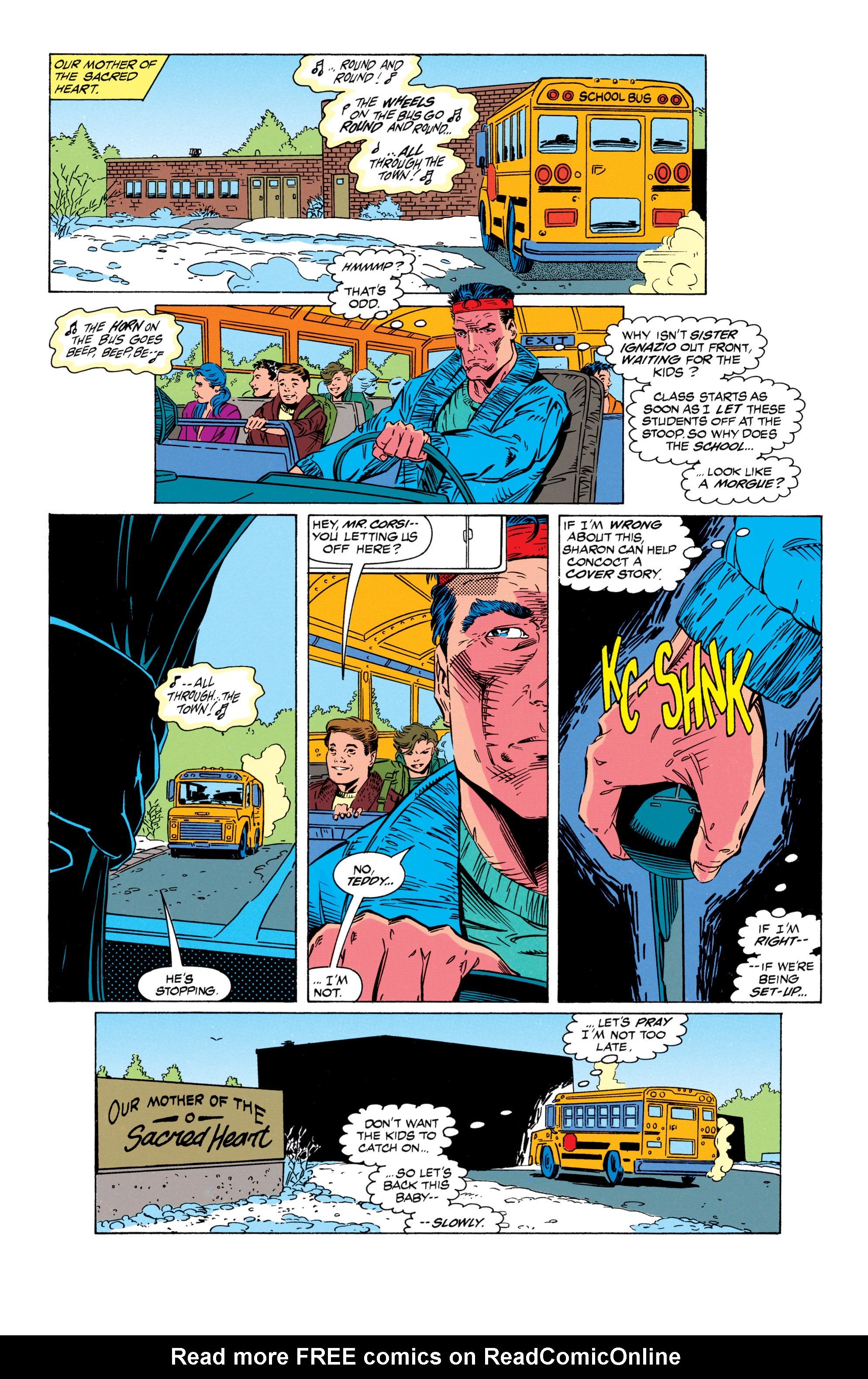 Read online Uncanny X-Men (1963) comic -  Issue #298 - 10