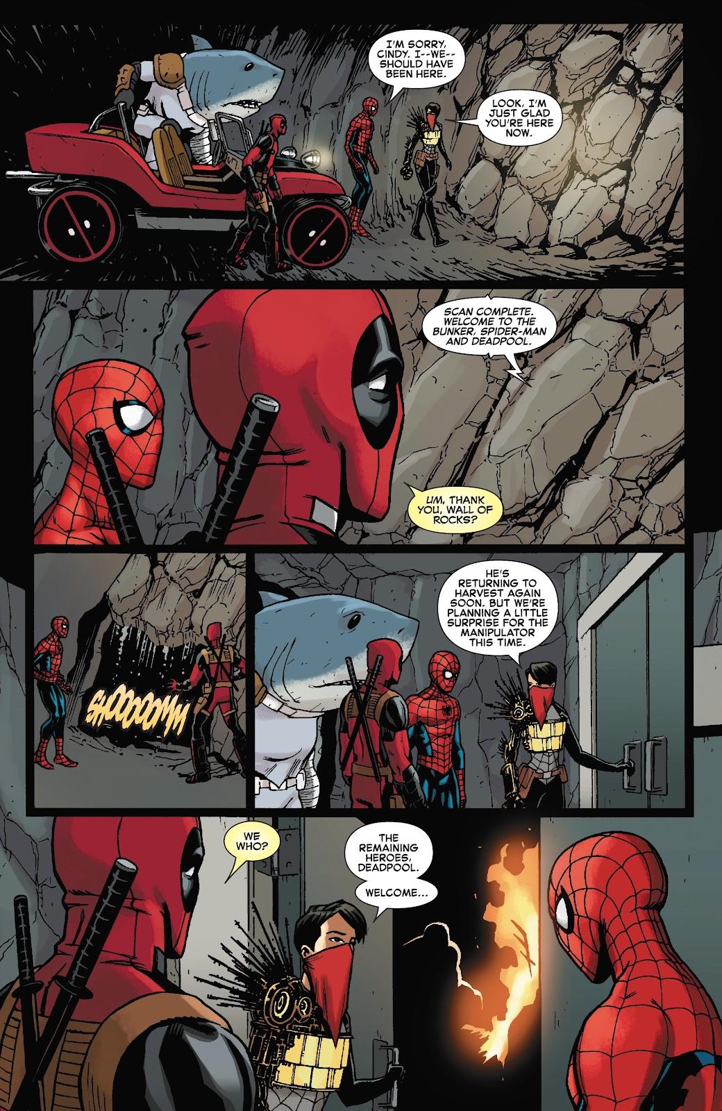Read online Spider-Man/Deadpool comic -  Issue #46 - 21