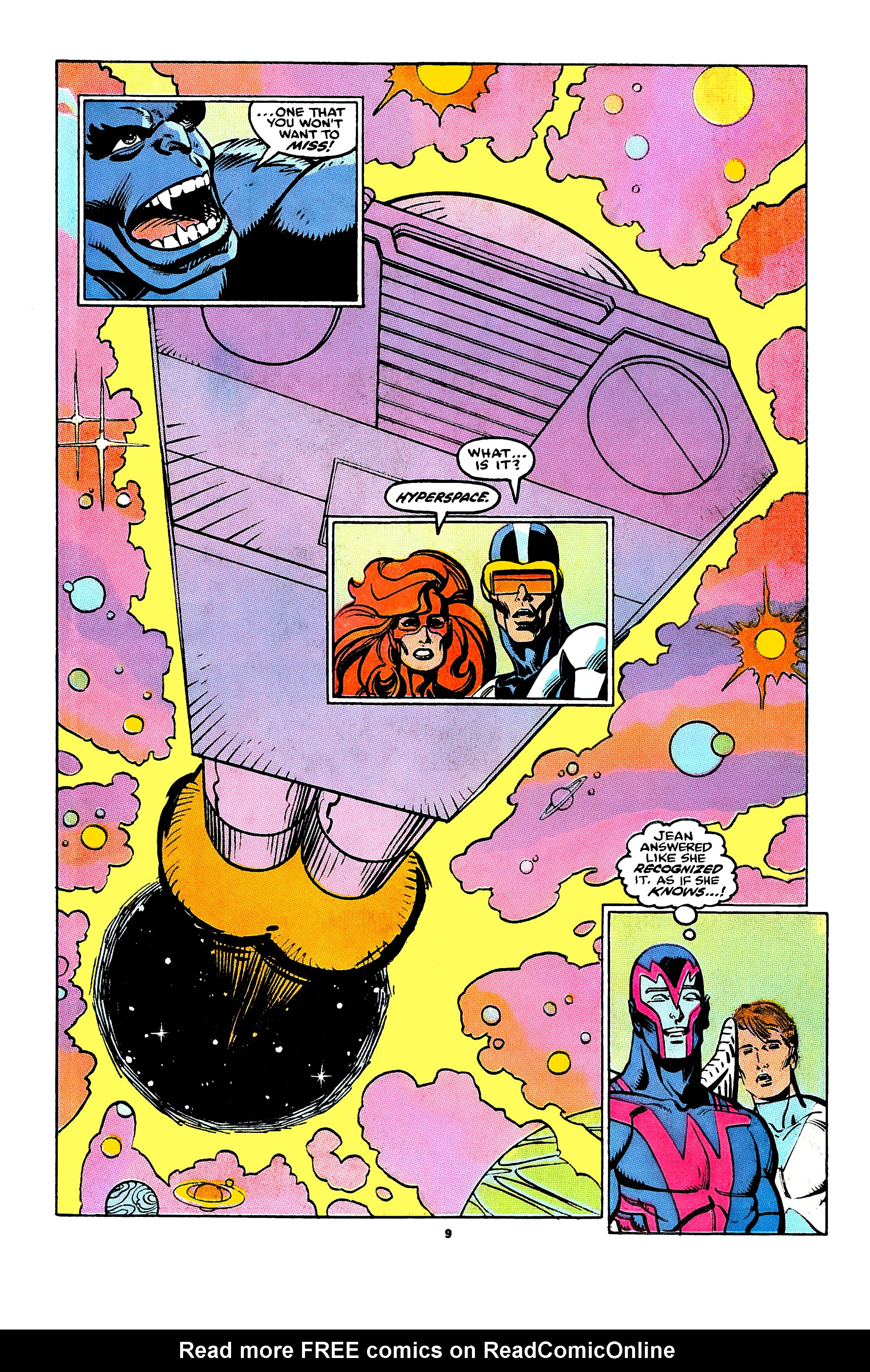 Read online X-Factor (1986) comic -  Issue #43 - 8