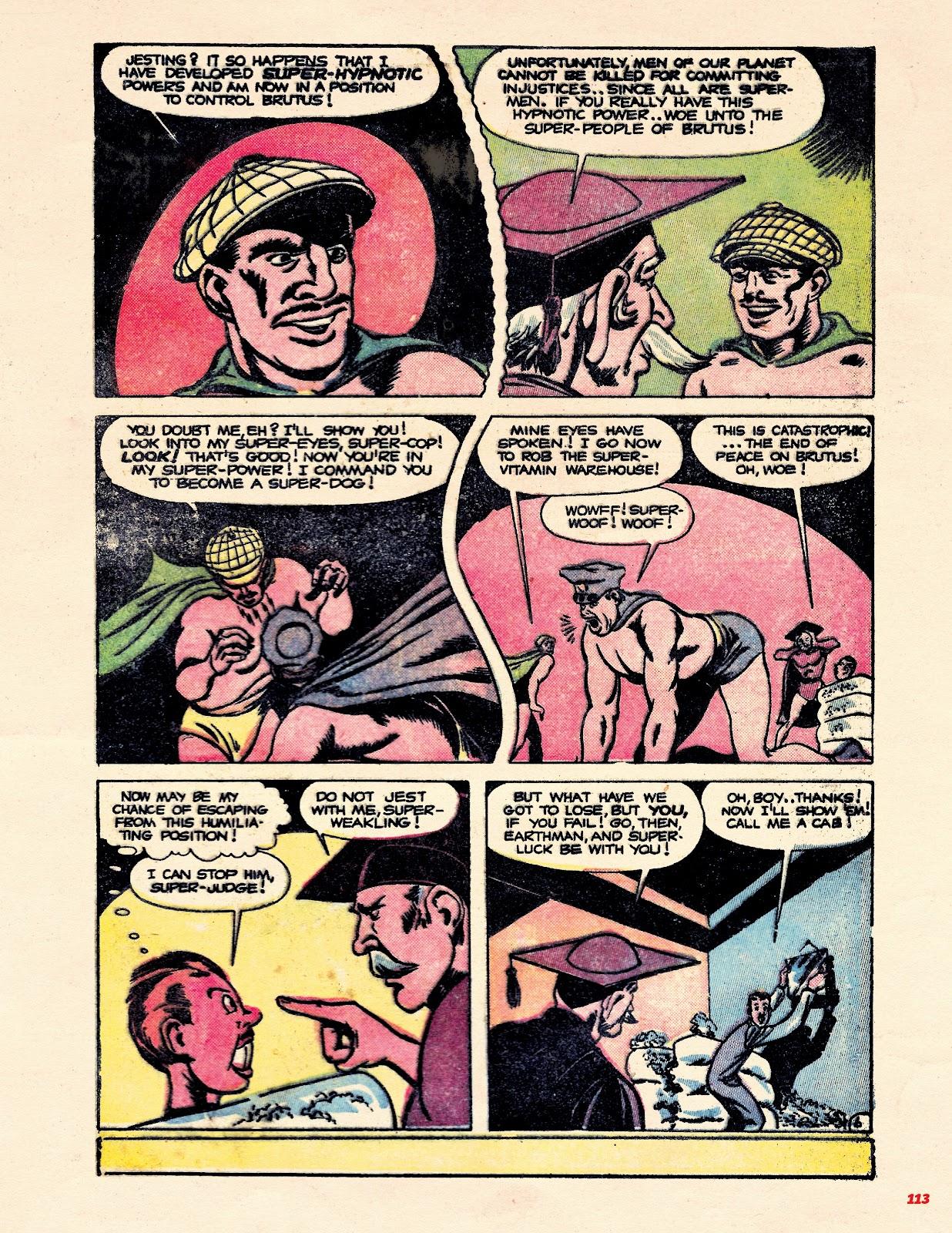 Read online Super Weird Heroes comic -  Issue # TPB 2 (Part 2) - 13