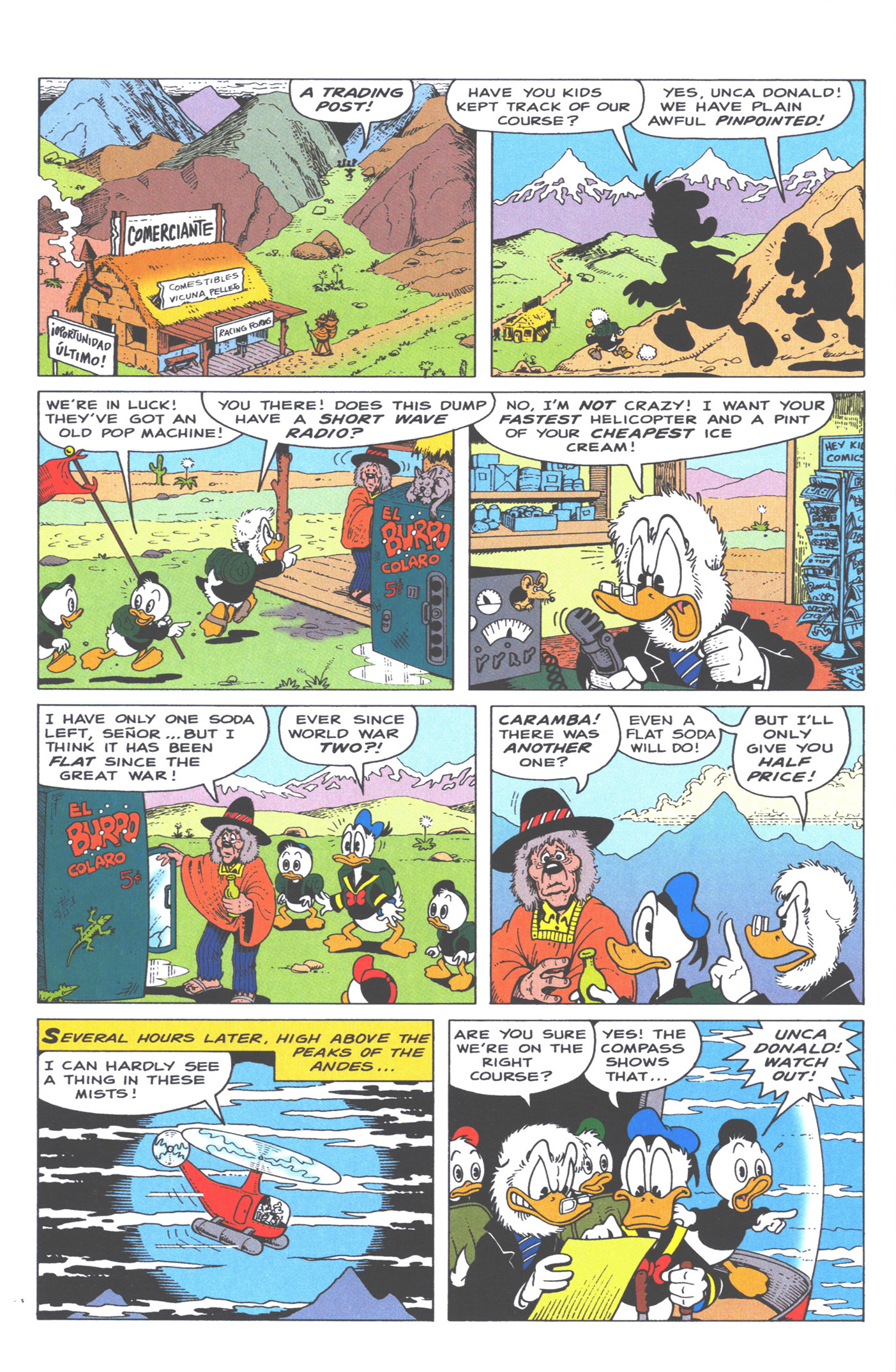 Read online Uncle Scrooge (1953) comic -  Issue #362 - 22