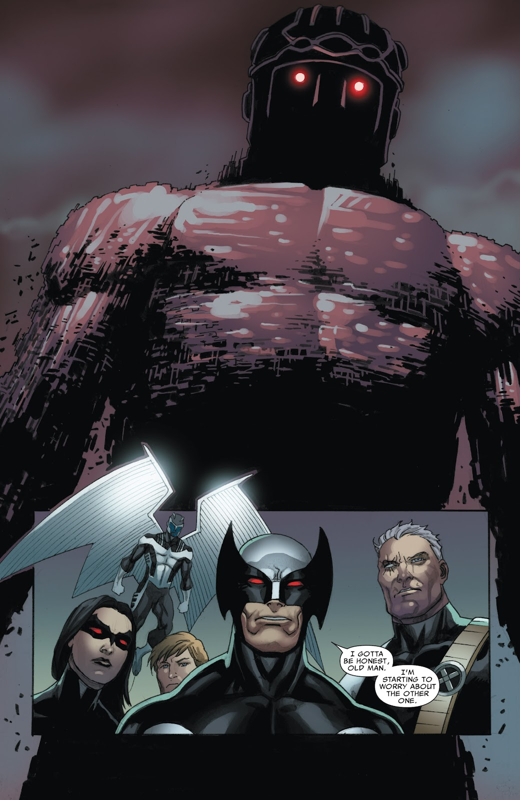 Read online X-Men: Second Coming comic -  Issue # _TPB (Part 3) - 69