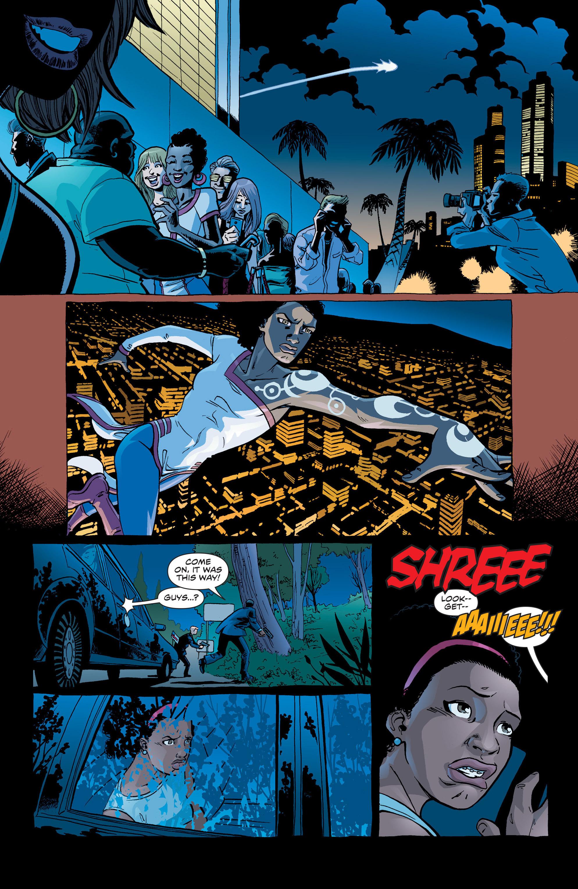 Read online Secret Identities comic -  Issue #5 - 11