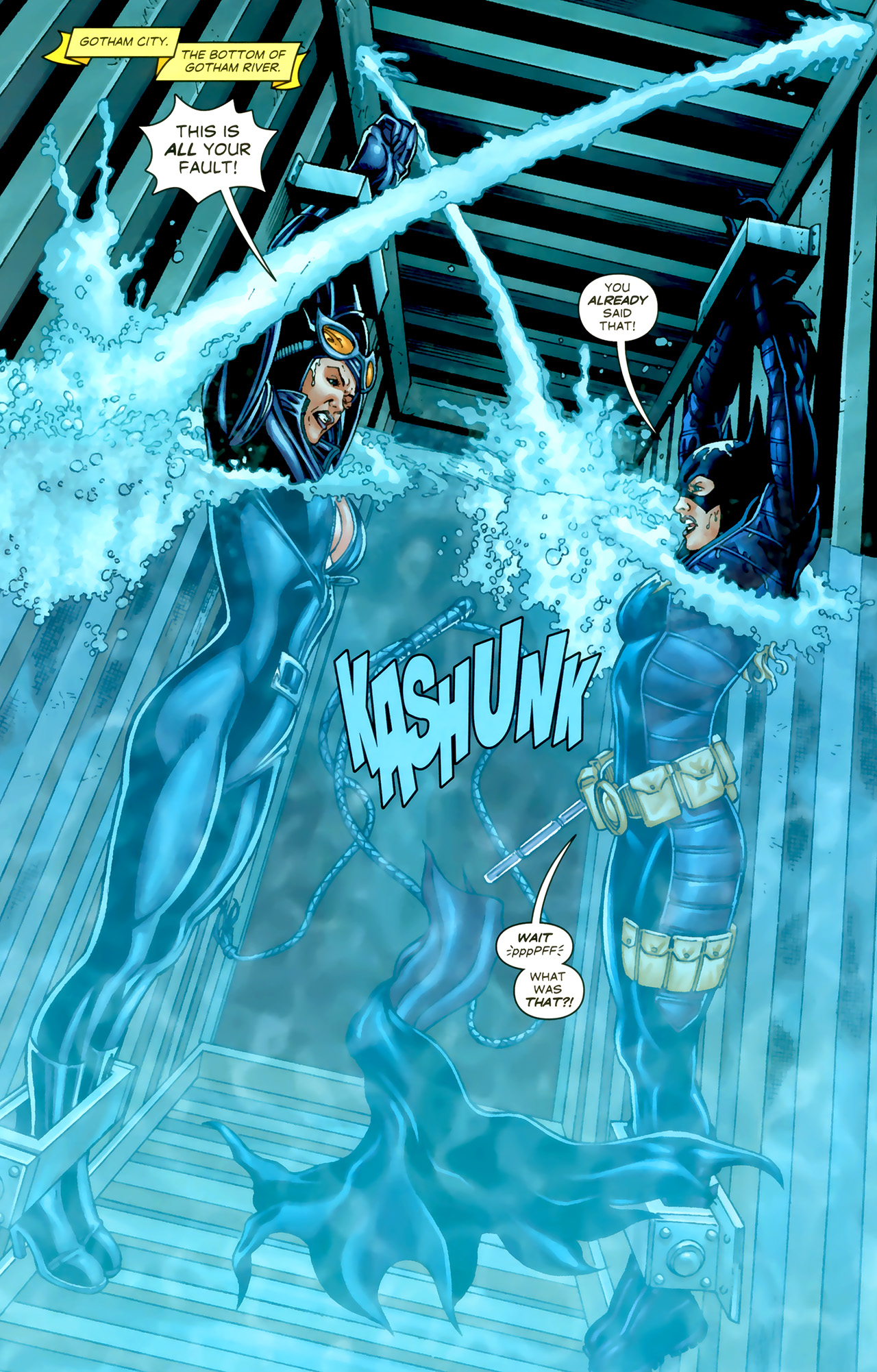 Read online World's Finest (2009) comic -  Issue #3 - 5