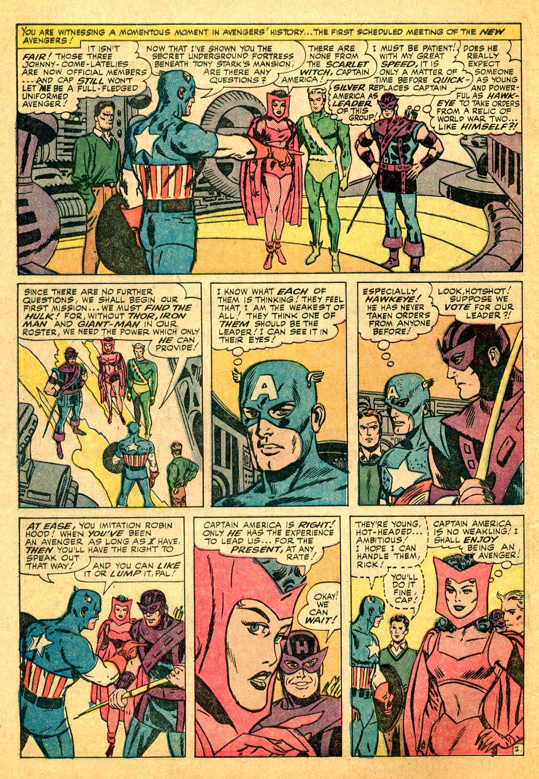 The Avengers (1963) 17 Page 2