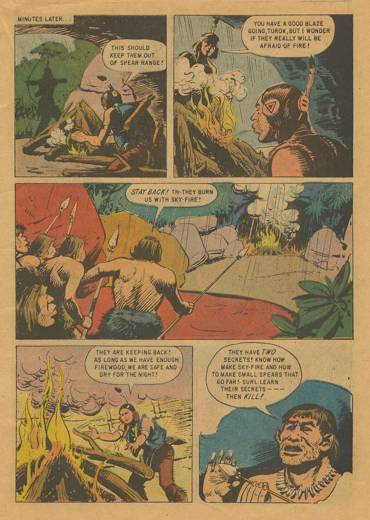Read online Turok, Son of Stone comic -  Issue #22 - 7