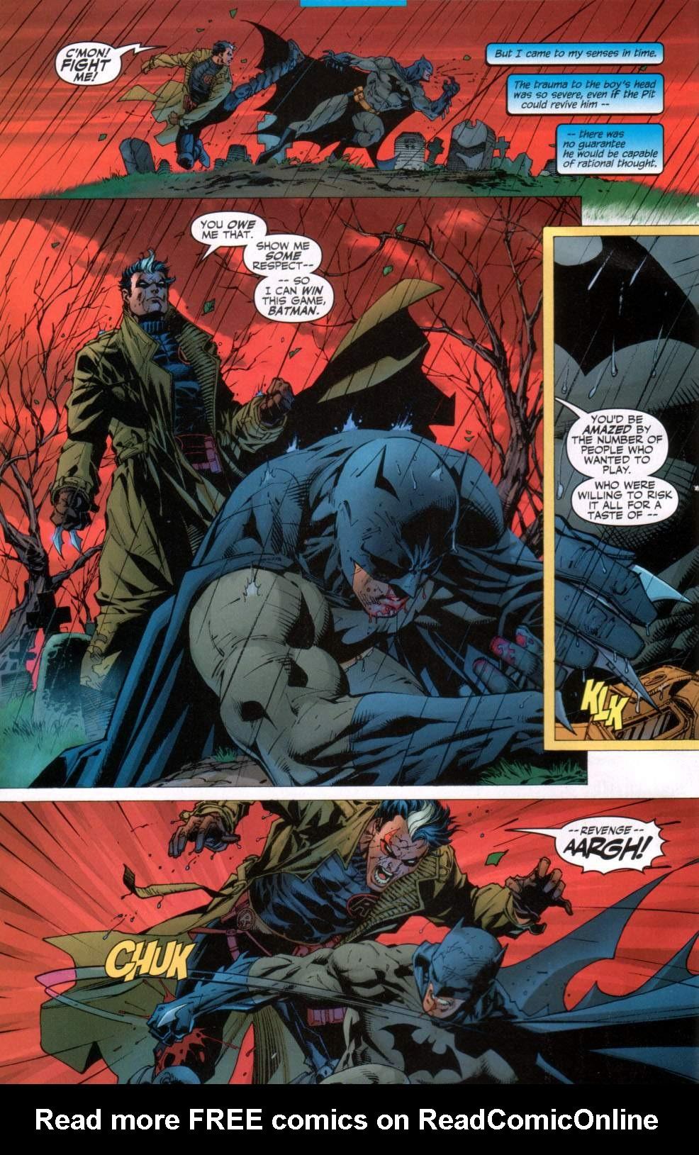 Read online Batman: Hush comic -  Issue #11 - 7