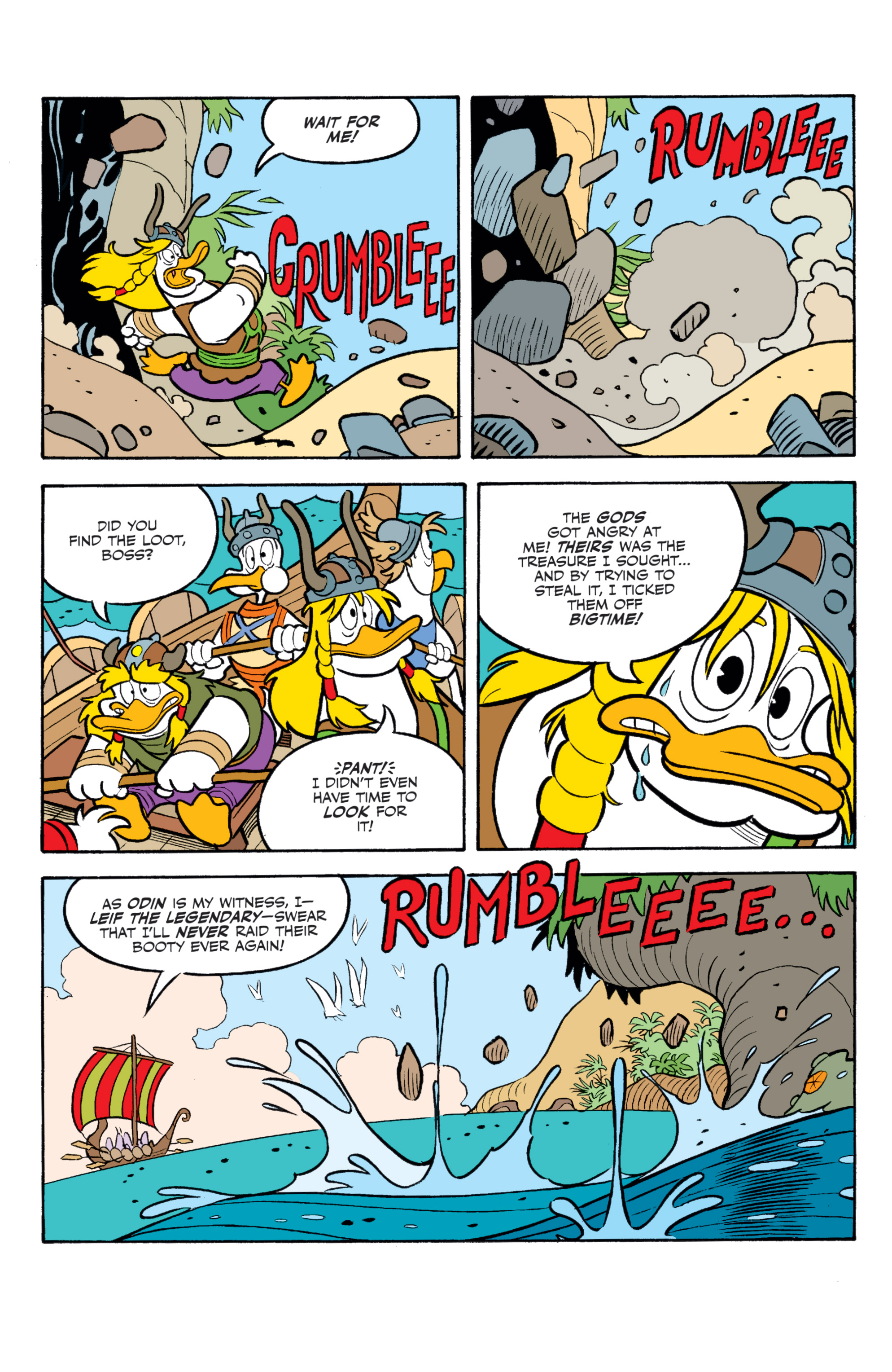 Read online Donald Duck (2015) comic -  Issue #20 - 7
