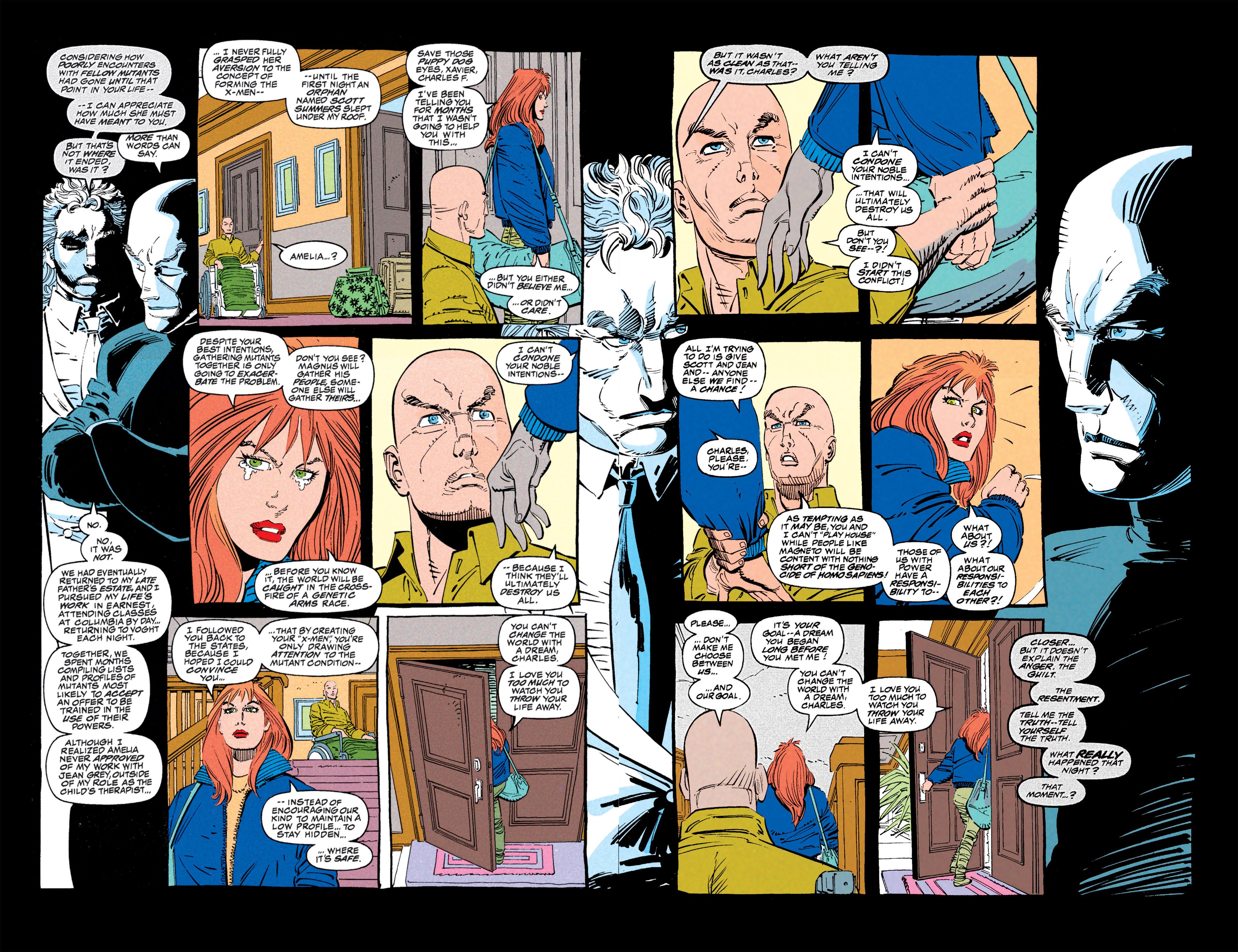 Read online Uncanny X-Men (1963) comic -  Issue #309 - 14