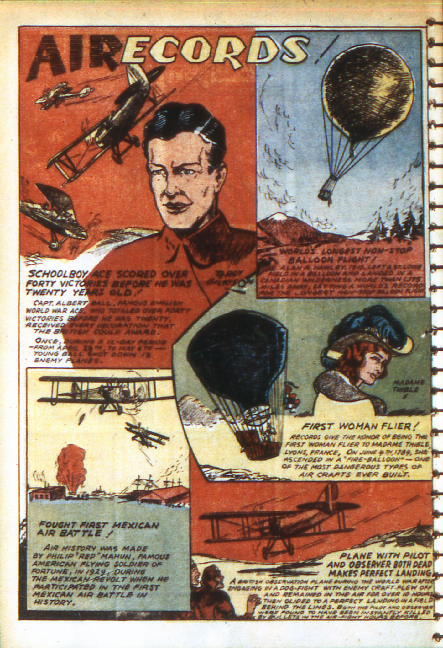 Read online Adventure Comics (1938) comic -  Issue #49 - 16