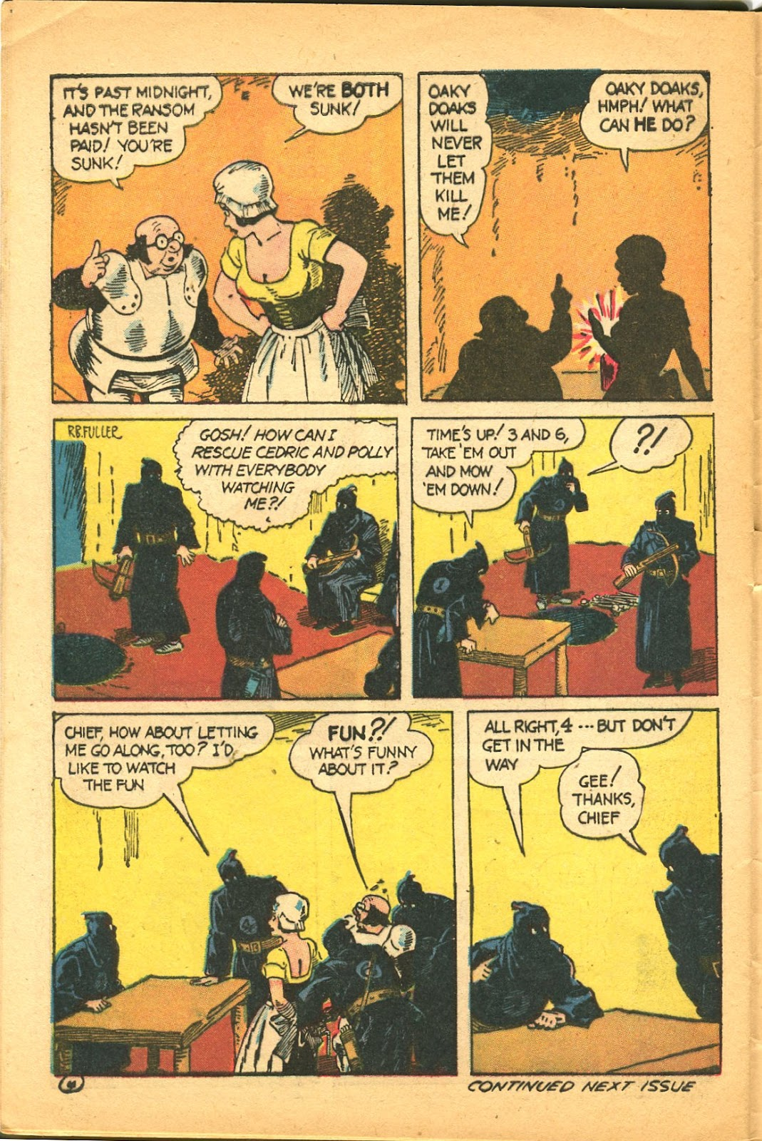 Read online Famous Funnies comic -  Issue #119 - 44