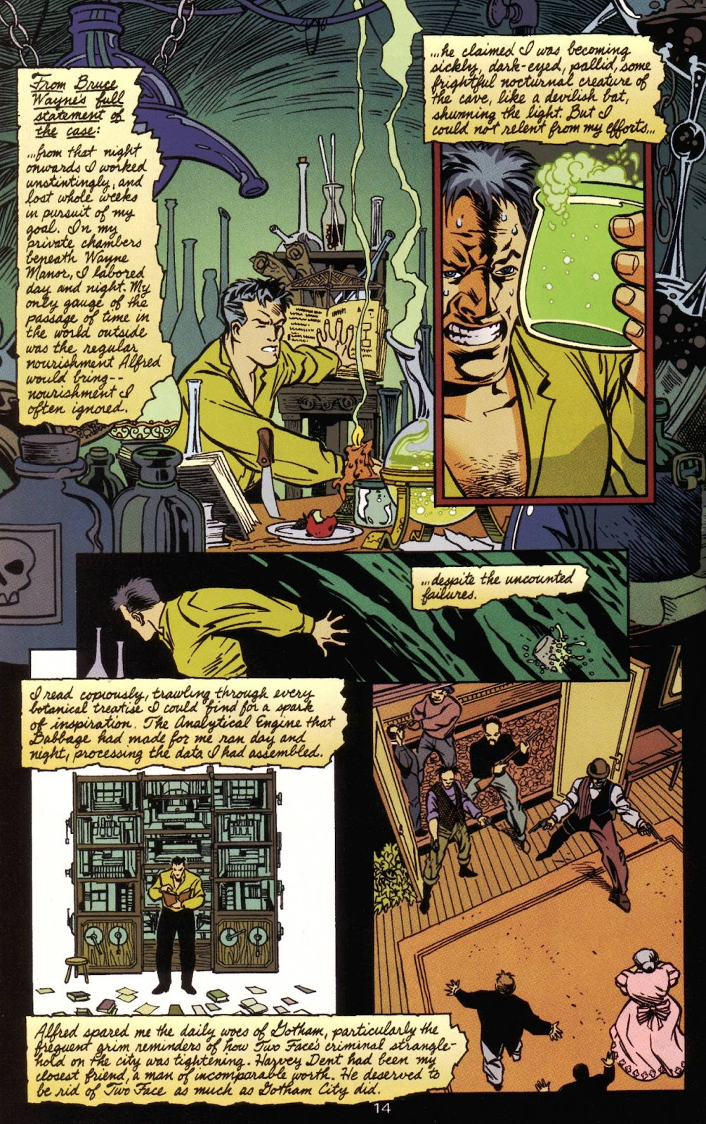 Batman: Two Faces issue Full - Page 15