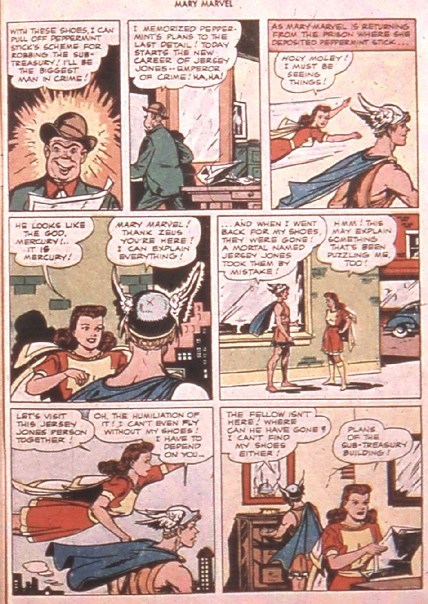 Mary Marvel issue 25 - Page 7
