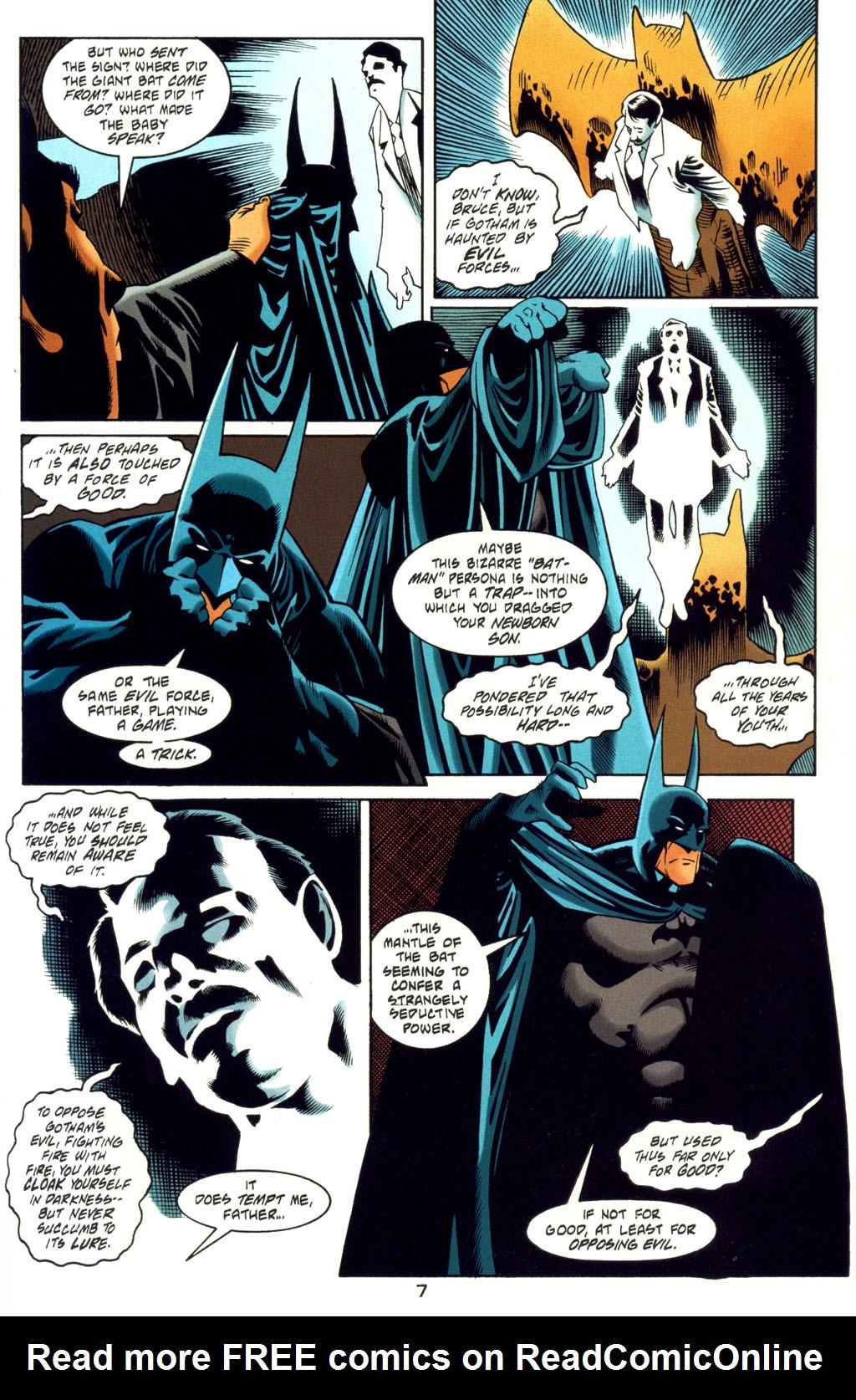 Read online Batman: Haunted Gotham comic -  Issue #4 - 8