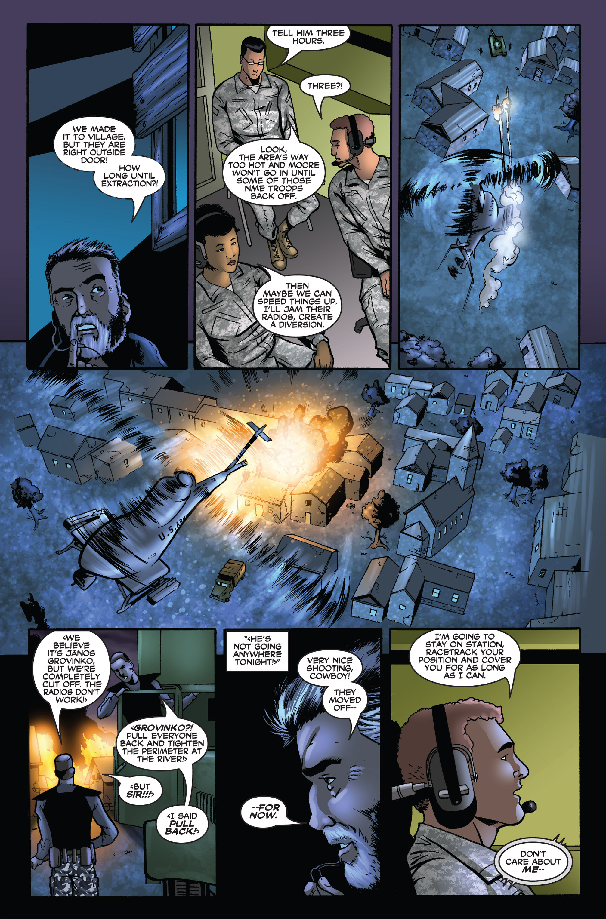 Read online America's Army comic -  Issue #3 - 14