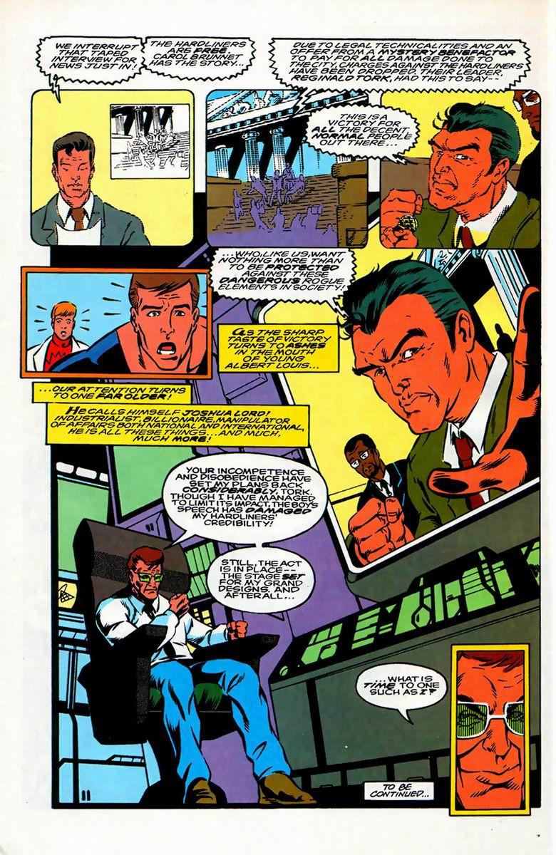 Read online Alpha Flight (1983) comic -  Issue #126 - 22