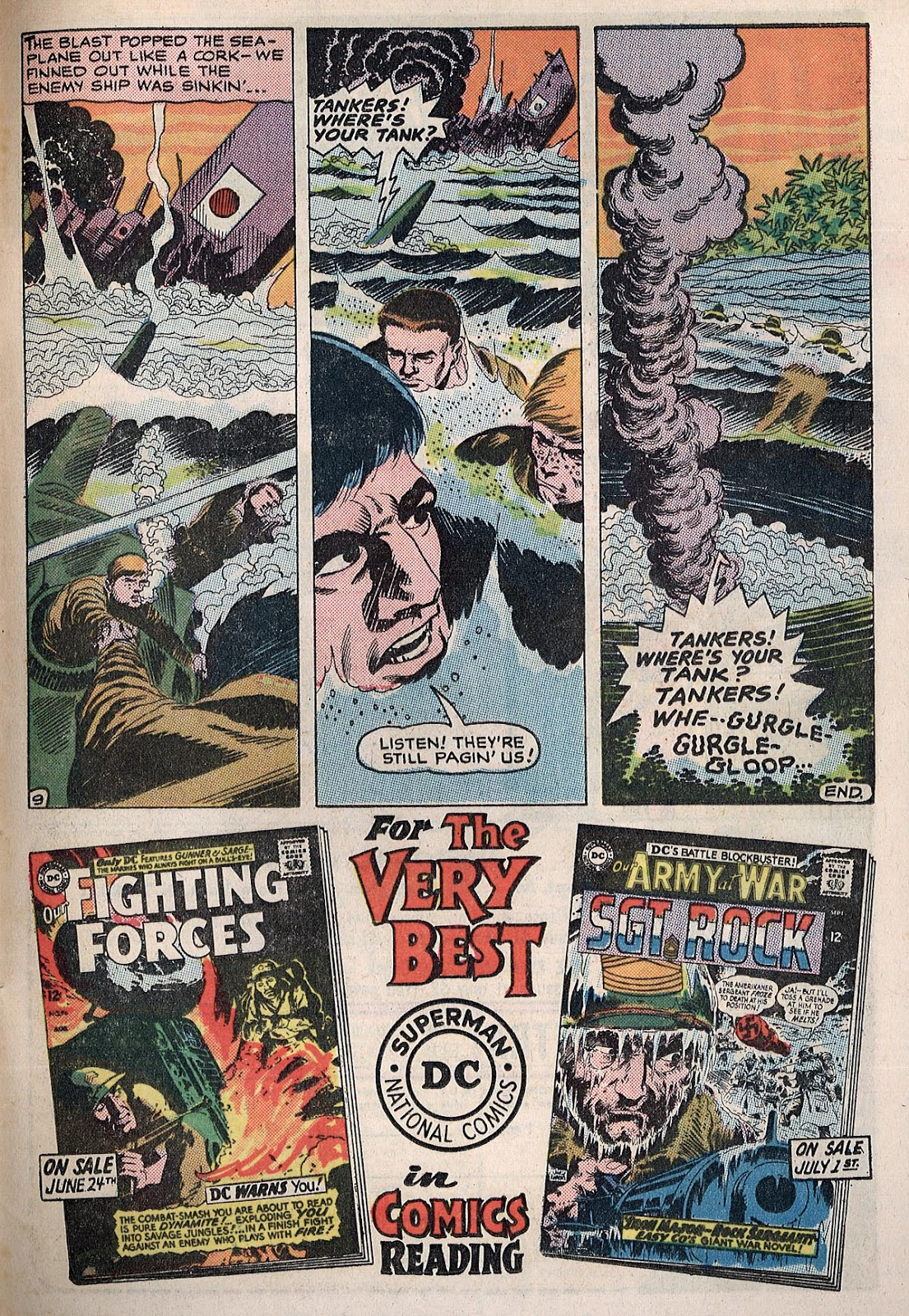 Star Spangled War Stories (1952) issue 122 - Page 33