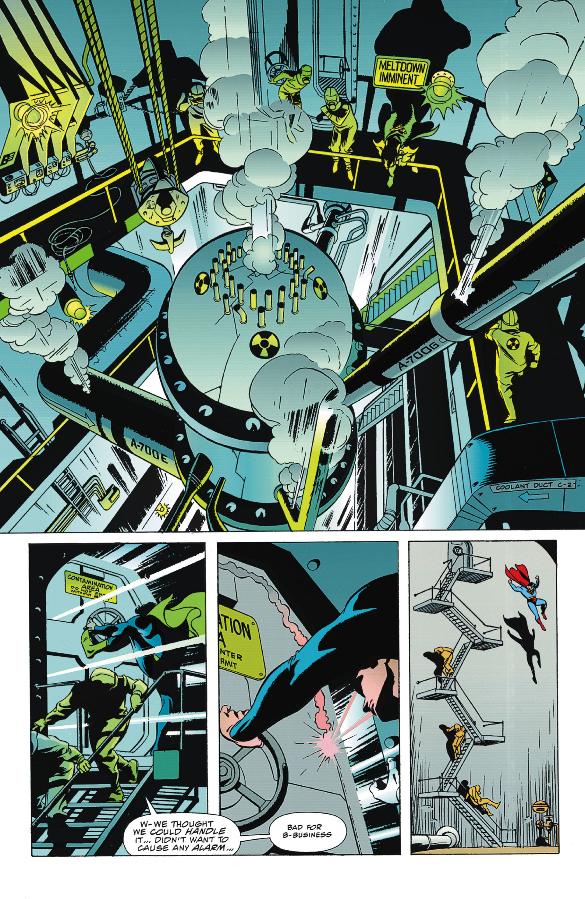 Read online World's Finest (1990) comic -  Issue #3 - 32