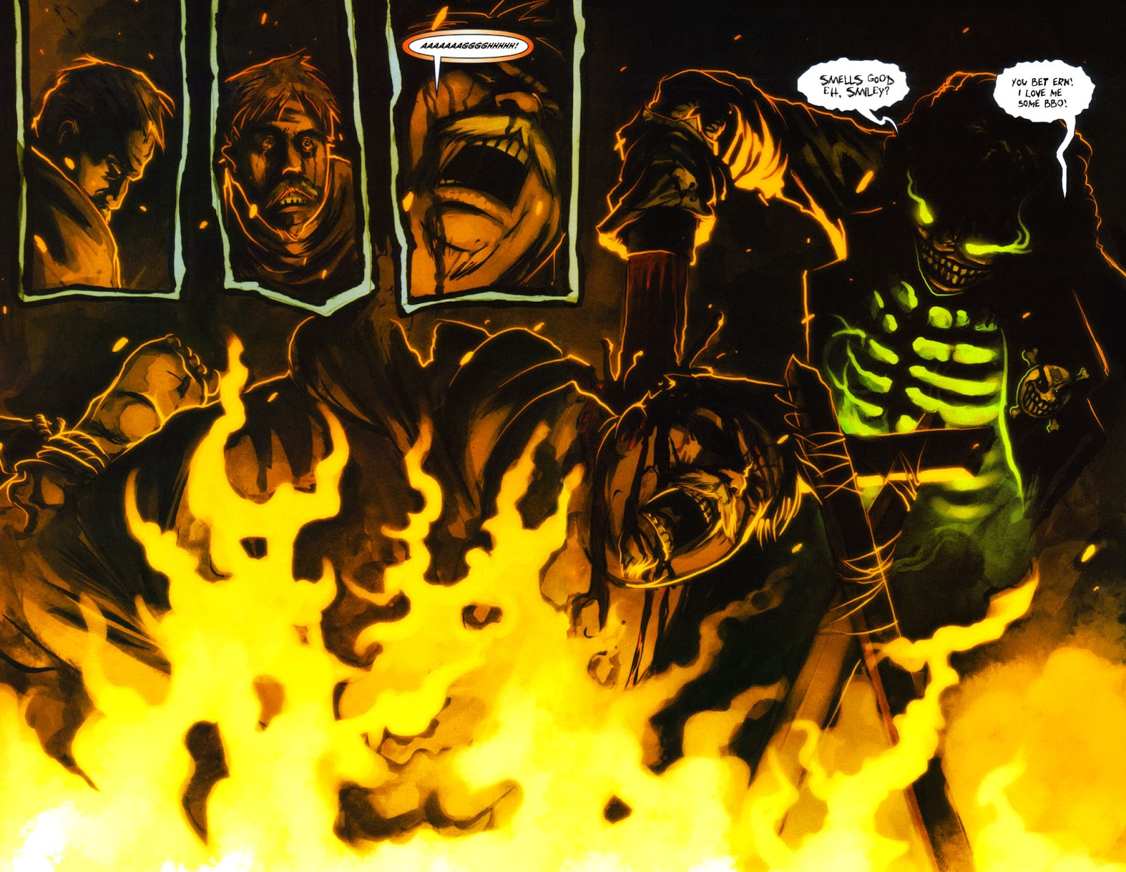 Read online Evil Ernie in Santa Fe comic -  Issue #4 - 21